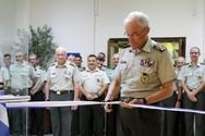 Πραγματοποιήθηκαν τα εγκαίνια της Λέσχης Αξιωματικών Γενικού Επιτελείου Στρατού