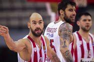 O Ολυμπιακός θέλει δεύτερη συνεχόμενη νίκη στην Ευρωλίγκα