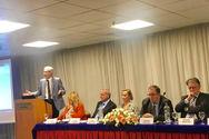 Ο Άγγελος Τσιγκρής μίλησε για την πρόληψη της βίας σε ημερίδα του Ιατρικού Συλλόγου Πατρών