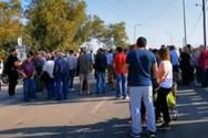 Νέα Κίος: Έκλεισαν το δρόμο για την εγκληματικότητα των Ρομά (video)