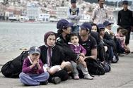 Σάμος - 700 μετανάστες αιτούντες άσυλο μεταφέρονται στην ενδοχώρα