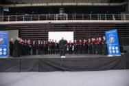 Η Βυζαντινή - Παραδοσιακή χορωδία «Θεόδωρος Φωκαεύς» βραβεύτηκε για την εν γένει προσφορά της στον πολιτισμό (φωτο)