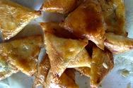 Ετοιμάστε σπιτικά πιτάκια με κολοκύθι
