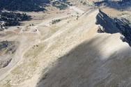 Εναέρια περιήγηση στο Χελμό, πριν καλυφθεί από το χιόνι! (video)
