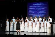 Το Vocal Φωνητικό Σύνολο Πάτρας εντυπωσίασε στην Νάουσα