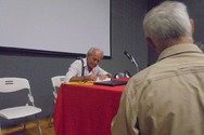 Πάτρα - Με επιτυχία έγινε η παρουσίαση του νέου βιβλίου του Στέφανου Σταμέλλου (φωτο)