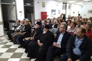 Αχαΐα - Πραγματοποιήθηκε με μεγάλη επιτυχία η ενημερωτική εκδήλωση