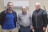 Μέλη της Ακαδημίας των Σπορ συναντήθηκαν με το Δ.Σ. του ΠΕΑΚ Πάτρας