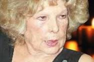 Πέθανε η Φρόσω Σπεντζάρη - Είχε διατελέσει βουλευτής Ηλείας με τη Νέα Δημοκρατία