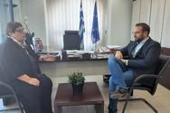 Παρέμβαση Νεκτάριου Φαρμάκη για τα πανεπιστημιακά τμήματα σε Αγρίνιο και Πύργο