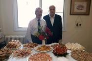 Mε επιτυχία τα εγκαίνια των νέων γραφείων της Ένωσης Καλαβρυτινών Αθήνας (φωτο)