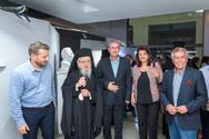 Ολοκληρώθηκε η Έκθεση Γλυπτικής του Ευαγγ. Τύμπα στο Αγρίνιο (φωτο)