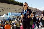 37ος Μαραθώνιος - Η αξιοθαύμαστη σταθερότητα της Κατερίνας Φωτοπούλου