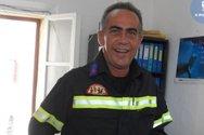 Πέθανε στη Ρόδο ο Πατρινός Πυροσβέστης Βαγγέλης Μαγκανιώτης