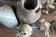 Συλλήψεις για παράνομη κατοχή αρχαιοτήτων στην Κάλυμνο