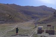 Έτοιμη η Στύγα στο Χιονοδρομικό Κέντρο Καλαβρύτων (φωτό)