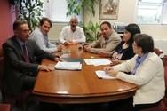 Πάτρα: Ο Χαράλαμπος Μπονάνος προχώρησε σε συνάντηση εργασίας για την εφαρμογή του αντικαπνιστικού νόμου