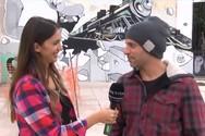 Γιώργος Χρανιώτης: «Νιώθω περισσότερο ελεύθερος τώρα που είμαι παντρεμένος» (video)