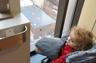 Την Πέμπτη ξεκινάει η θεραπεία του Παναγιώτη - Ραφαήλ στη Βοστώνη