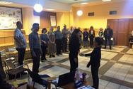 Πάτρα: Ολοκληρώθηκε τριήμερο σεμινάριο για την παραγωγική μάθηση από την Κίνηση
