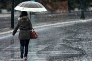 Συνεχίζονται οι βροχές και οι καταιγίδες - Πού θα είναι έντονα τα φαινόμενα