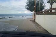 Πάτρα - Η θάλασσα... βγήκε στη στεριά! (video)