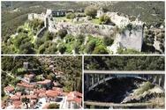 Καρύταινα - Ένα χωριό με μεσαιωνική ατμόσφαιρα στην Πελοπόννησο (video)