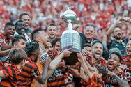 Τελικός Κόπα Λιμπερταδόρες: Η Φλαμένγκο κατέκτησε το τρόπαιο