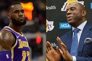 Μάτζικ Τζόνσον: Φαβορί για MVP στο NBA ο Λεμπρόν, πίσω του Αντετοκούνμπο και Ντόντσιτς