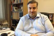 Ο Αχαιός Γιάννης Μάκκας, Γενικός Γραμματέας στο Πανελλήνιο Σύνδεσμο Ιατρικών Διαγνωστικών Κέντρων