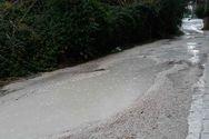 Πάτρα: Το μονοπάτι της οδού Μαρκορά που γίνεται