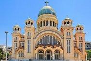 Η Πάτρα γιορτάζει τον Πολιούχο της - Πλήθος πιστών αναμένονται στο ναό του Αγίου Ανδρέα