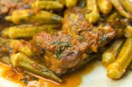 Συνταγή για αρνάκι με μπάμιες στο φούρνο