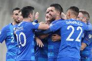 FIFA: Άνοδος τεσσάρων θέσεων για την Ελλάδα