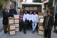 Πάτρα - Η ΚοινοΤοπία συγκεντρώνει ανθρωπιστική βοήθεια για τις φυλακές Αγ. Στεφάνου