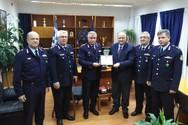 O Κωνσταντίνος Τσουβαλάς επισκέφθηκε τη Γενική Περιφερειακή Αστυνομική Διεύθυνση Δυτικής Ελλάδας