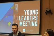 Στις Βρυξέλλες ο Μανώλης Χριστοδουλάκης - Ομιλητής σε εκδήλωση των Ευρωπαίων Σοσιαλιστών