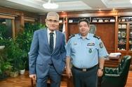 Ο Άγγελος Τσιγκρής φέρνει στην Βουλή την ανάγκη ενίσχυσης της Αχαΐας με αστυνομικό προσωπικό