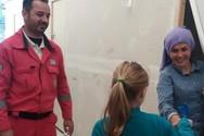 Ούτε ιατρείο δεν υπάρχει στο καμπ μεταναστών της Κορίνθου - Τι είδαν Πατρινοί