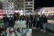 Η ΠΑΣΠ ΑΕΙ Πάτρας στο πλευρό των σεισμόπληκτων της Αλβανίας
