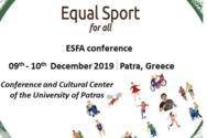 Διημερίδα του έργου Equal Sport for All -