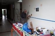 Ο σούπερ παππούς της Πάτρας επέστρεψε στην δράση - Έχει και βοηθό (φωτο)