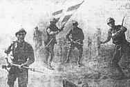 Σαν σήμερα 6 Δεκεμβρίου ο ελληνικός στρατός καταλαμβάνει τους Αγίους Σαράντα και το Δέλβινο