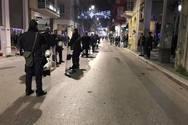 Πάτρα: 3 αστυνομικοί τραυματίες και μια γυναίκα στα επεισόδια για την επέτειο Γρηγορόπουλου (video)