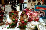 Χριστουγεννιάτικο bazaar από το