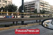 Νεκρός οδηγός μηχανής στη Λεωφόρο Συγγρού