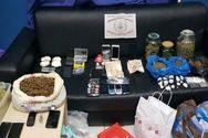 Συλλήψεις επτά ατόμων για ναρκωτικά στον Πειραιά