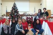 Πάτρα - Χριστουγεννιάτικη Εορταγορά από τη Φλόγα!