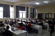 Πάτρα - Μια σκακιστική φιέστα στο «Αντώνης Πεπανός», με τη συμμετοχή μαθητών (φωτο)
