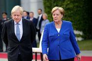 Μέρκελ: Θέλουμε στενή εταιρική σχέση με τη Βρετανία μετά τη νίκη του Μπ. Τζόνσον